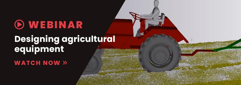 Webinar Designing agricultural equipment