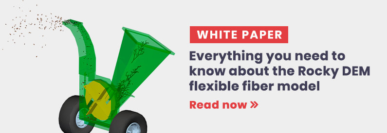 WHITE PAPER  Everything you need to know about the Rocky DEM flexible fiber model