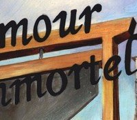 L'Amour Immortel (The Love Immortal) by Russell Xavier