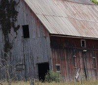 The Old Rickety Barn by Alea