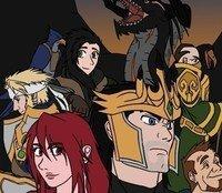 Cataclysm: Dragonborn by ValkyrieLead