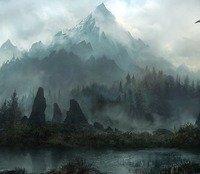Alduin's Wall by Daniel Richards