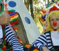 Families Of Clowns by Laraine Smith