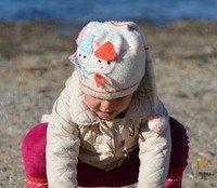 A Day On The Beach by Laraine Smith