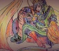 Legend of the Dragon King by EirSensei