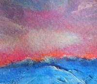 We Float Upon a Painted Sea by Christopher Connor