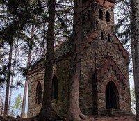 Haunted Chapel by Brian Zylla