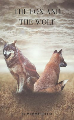 The Fox and The Wolf by AustinKalin