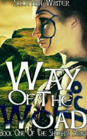 Way of the Woad  by Rebecca A Stewart