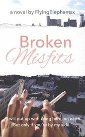 Broken Misfits by flyingelephantsx