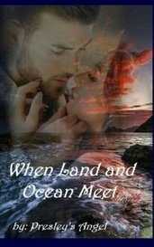 When Land and Ocean Meet by Presley's Angel