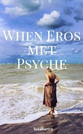 When Eros met Psyche by lunahart13