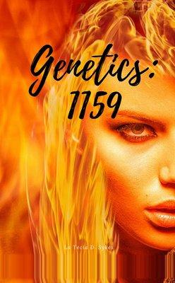 Genetics: 1159 by Little Writer Babe