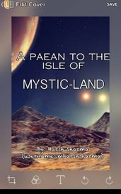 A paean to the isle of 'MYSTIC-LAND' by Harsh