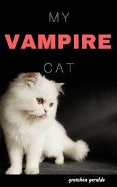 MY VAMPIRE CAT by gretchen geralde
