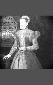 Mary queen of Scots by sashaelvira2 sashaelvira2