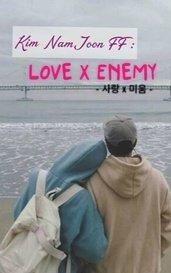 Love X Enemy-Kim Namjoon/RM BTS FF by Dayana_mochi97