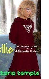 Allie - The teenage years of Alexander Horten by Victoria Temple