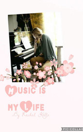 Music is my Life by RachelKellx