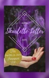 Skarlette Letter by Elodie Cain