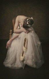 The Porcelin Dancer by Rissa B