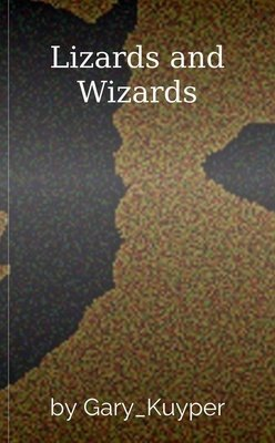 Lizards and Wizards by Gary_Kuyper