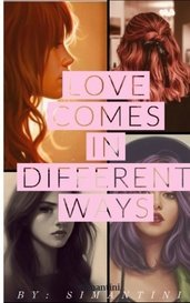 Love Comes In Different Ways by Simantini