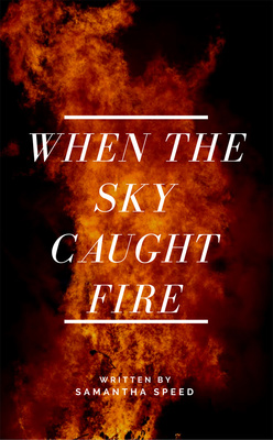 When the Sky Caught Fire by Samantha Speed