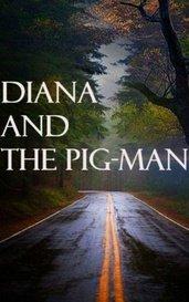 Diana and the pig-man by LisaAleksandra
