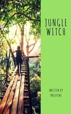 Jungle Witch by NBlevins