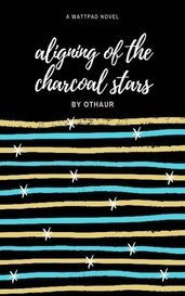 aligning of the charcoal stars by mer
