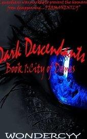 Dark Descendants: City of Domes by WonderCyy