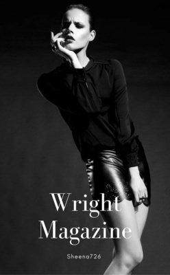 Wright Magazine by Sheena726