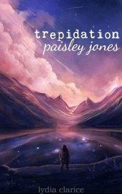 trepidation, paisley jones by lydiaclarice