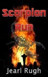 Scorpion Run by Jearl Rugh