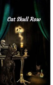 Cat Skull Row by effigor