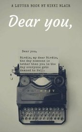 Dear you, by Nikki Blair