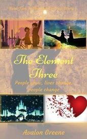 The Element Three [The Lonely Love Story #2] by Avalon Greene