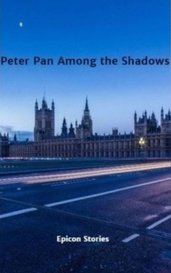 Peter Pan Among the Shadows by Zach Neuman