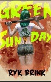 Green Sunday by Ryk Brink