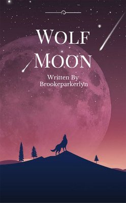 Wolf Moon by brookeparkerlyn