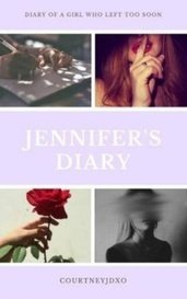 Jennifer's Diary - Coming Soon by Courtney Ryan