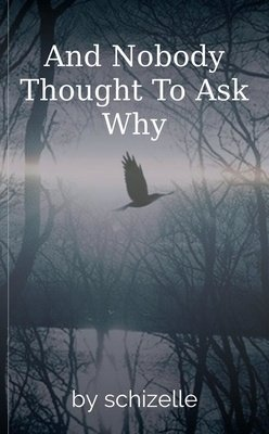And Nobody Thought To Ask Why by schizelle