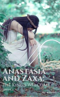 Anastasia and Zaxa: The King's Welcome (1) by mtsieg