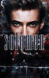 Solomon [WEREWOLF] by Layla Knight