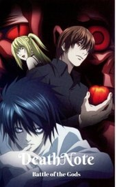 Death Note: Battle of the Gods by Lisetta