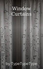 Window Curtains by TypeTypeType
