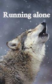 Running alone by K. Zeeuw