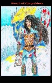 Wrath of the goddess by Nuredhel