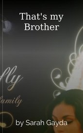 That's my Brother by Sarah Gayda